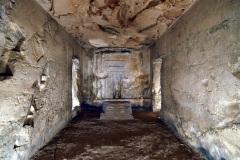 TT 37 Veduta del Santuario di Osiride